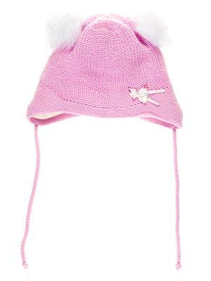 Шапка светло-розовая | 2821187