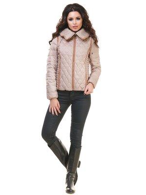 Куртка бежевая | 2825311
