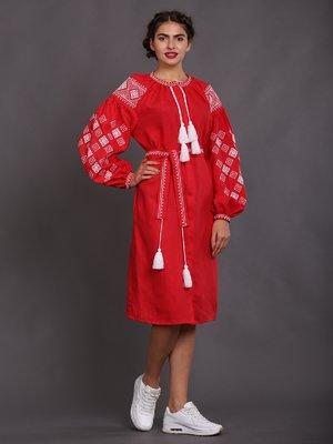 Платье красное | 2827234