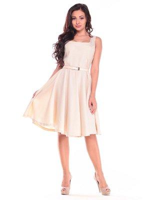 Сукня бежева | 2833510