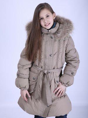 Пальто бежевое   1975188