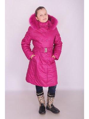 Пальто малинового цвета   1975200