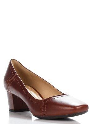 Туфли коричневые | 2830402