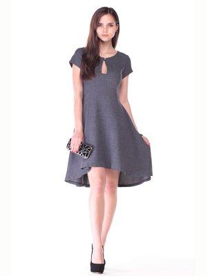 Платье дымчатого цвета | 2833818