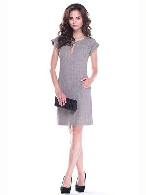 Платье цвета мокко | 2833834
