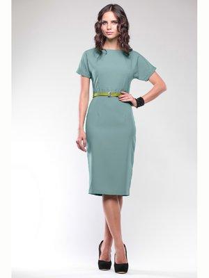 Сукня оливкового кольору | 2834009