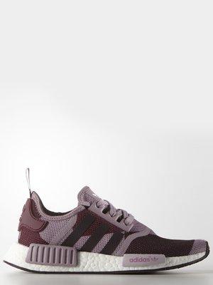 Кроссовки бордово-розовые | 2785815