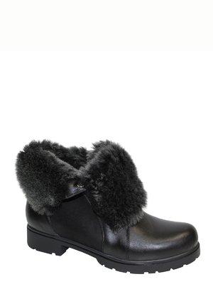 Ботинки черные | 2839529