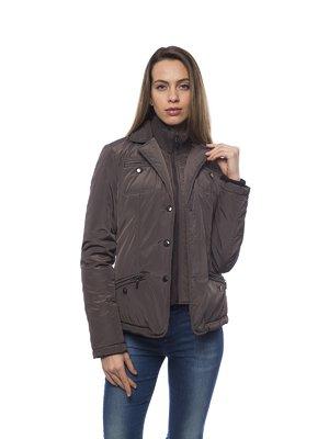 Куртка коричневая | 2716680