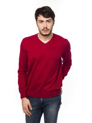 Пуловер червоний | 2717182