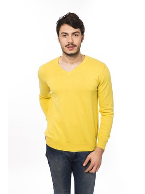 Пуловер жовтий | 2717186