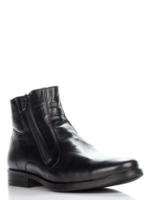 Ботинки черные   2840134