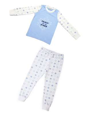 Піжама: джемпер і штани | 2848831