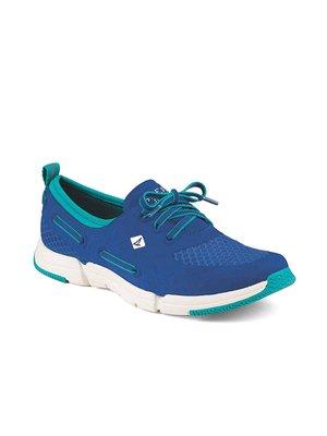 Кроссовки синие | 2850222