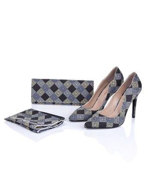 Набор: туфли и клатч | 2851286