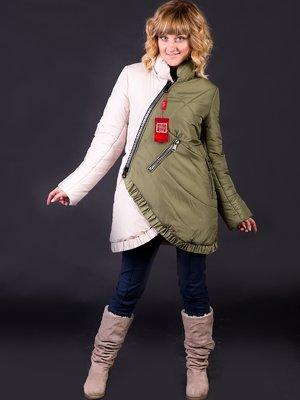 Куртка двоколірна | 2861211