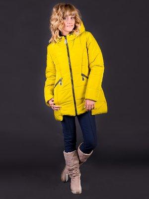 Куртка жовта | 2861229