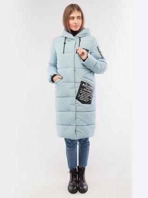 Пальто голубое | 2861232
