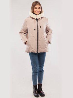Куртка цвета пудры   2861239