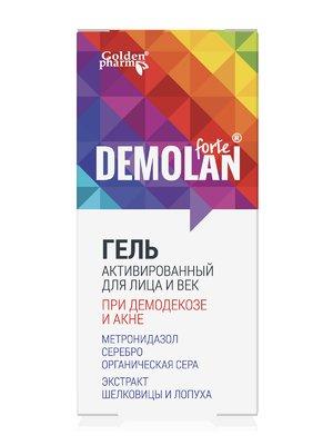 Гель для обличчя і повік «Демолан форте» (30 мл) | 2861328