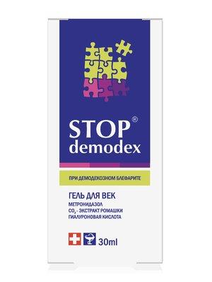 Гель для век «Стоп демодекс» (30 мл) | 2861416