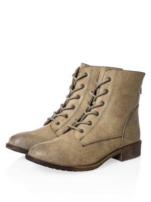Ботинки бежевые   2875240