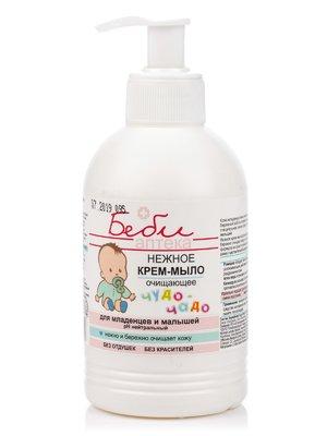 Нежный крем-мыло для младенцев и детей (300 мл) | 2528012