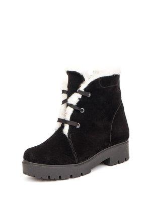 Ботинки черные | 2463625