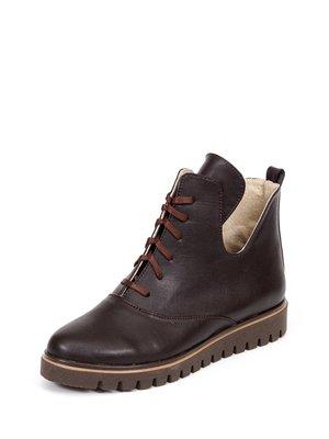 Ботинки коричневые   2654670