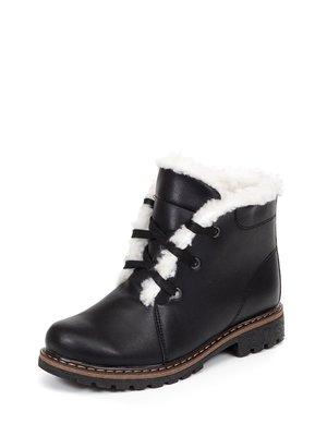 Ботинки черные | 2740383