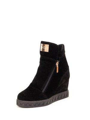 Ботинки черные | 2757565