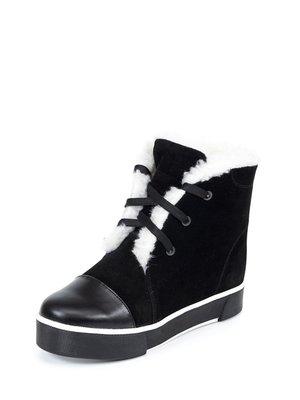 Ботинки черные | 2831317