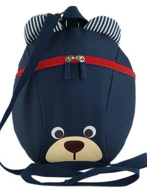 Рюкзак синій «Ведмедик» | 2876426