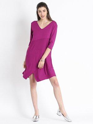 Сукня кольору фуксії | 2877933