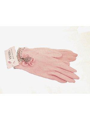 Перчатки розовые | 2878194