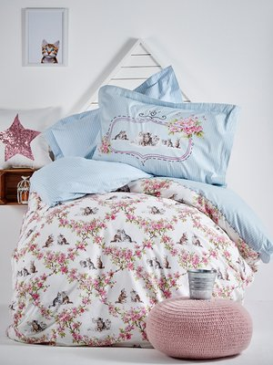 Комплект постельного белья подростковый | 2877263