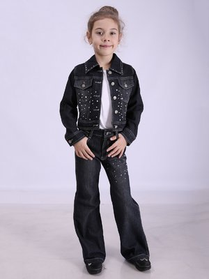 Комплект джинсовый: куртка и джинсы | 2878938