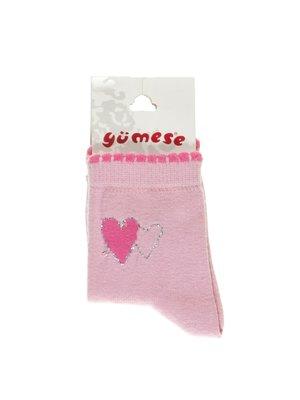 Шкарпетки рожеві з малюнком   2891457