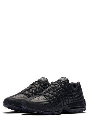 Кроссовки черные Air Max 95 Ultra Essential | 2870746