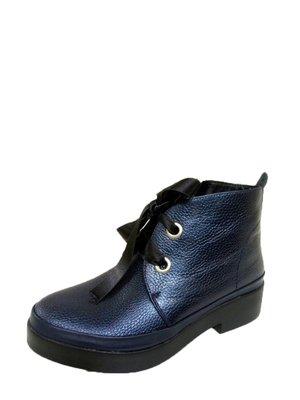 Ботинки синие | 2897265