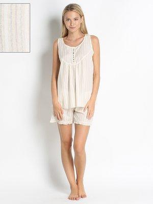 Пижама: майка и шорты   2899177