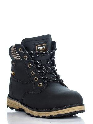 Ботинки черные   2881137
