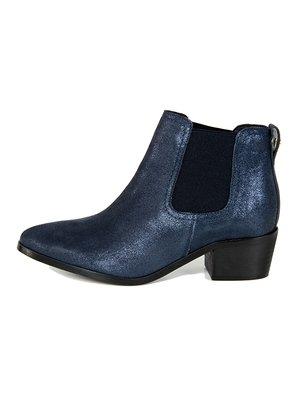 Ботинки синие | 2897758