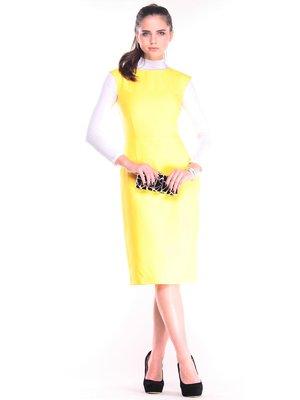 Платье солнечного цвета | 2902696
