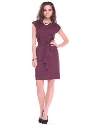Платье сливового цвета | 2408891