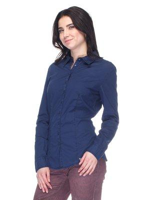 Блуза синя | 2881223