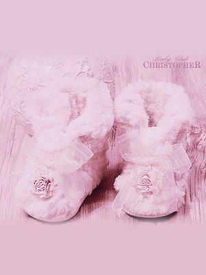 Пинетки розовые | 2908031