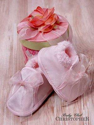 Пинетки розовые | 2908038
