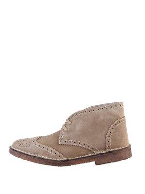 Ботинки бежевые | 2911332