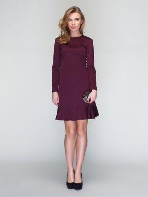 Сукня кольору марсала | 2902262